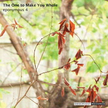 [The One to Make You Whole]